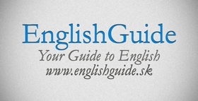 EnglishGuide / Your guide to English – angličtina online